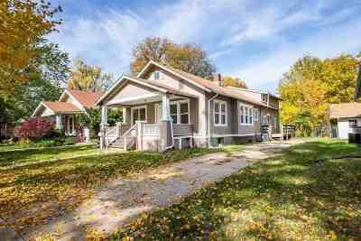 Manhattan Single Family Home For Sale: 1506 Pierre Street