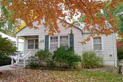 Manhattan Single Family Home For Sale: 1118 N Juliette Avenue