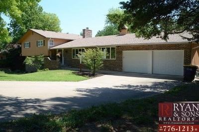 Manhattan Single Family Home For Sale: 1951 Bluestem Terrace