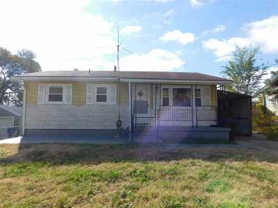 Junction City Single Family Home For Sale: 1505 W 15th Street
