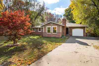 Manhattan Single Family Home For Sale: 3205 Claflin Road