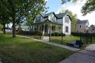 Herington Single Family Home For Sale: 520 N D Street