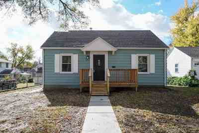Single Family Home For Sale: 311 W Walnut Street