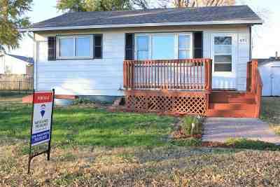 Abilene Single Family Home For Sale: 407 SE 7th