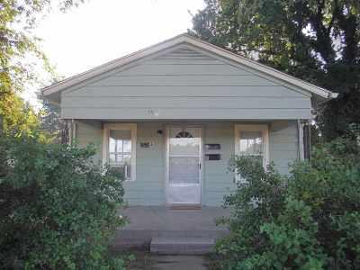 Junction City Multi Family Home For Sale: 1523 N Jackson Street