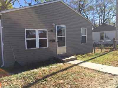 Single Family Home For Sale: 1525 N Jackson Street