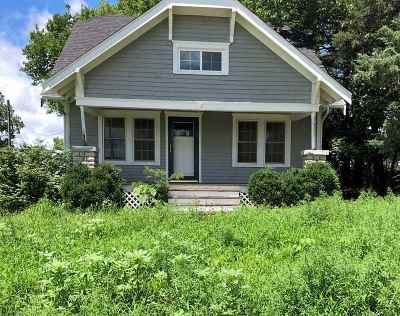 Clay County Single Family Home For Sale: 17947 May Day Road