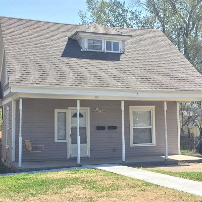 Junction City Single Family Home For Sale: 415 S Madison Street