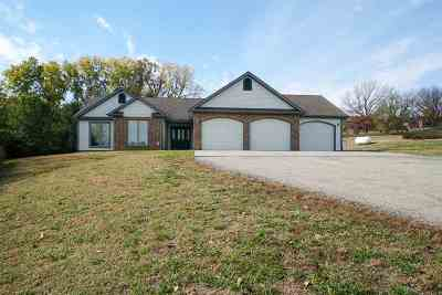 Milford Single Family Home For Sale: 7022 McGeorge Road
