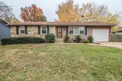 Manhattan Single Family Home For Sale: 3213 Gary Avenue