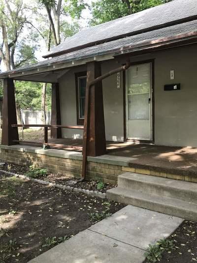 Junction City Multi Family Home For Sale: 922 N Webster Street
