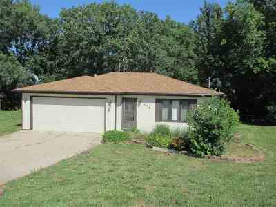 Single Family Home For Sale: 318 Clydesdale