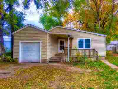 Abilene Single Family Home For Sale: 318 NE 4th Street