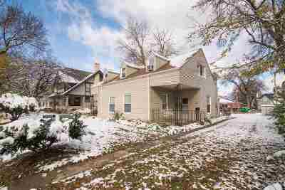 Manhattan Single Family Home For Sale: 1006 Houston Street