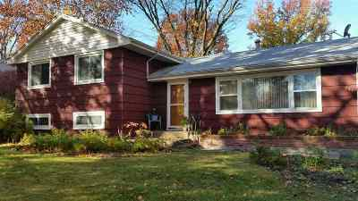 Manhattan Single Family Home For Sale: 721 Elling Drive