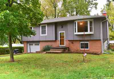 Wakefield Single Family Home For Sale: 705 Redbud Lane