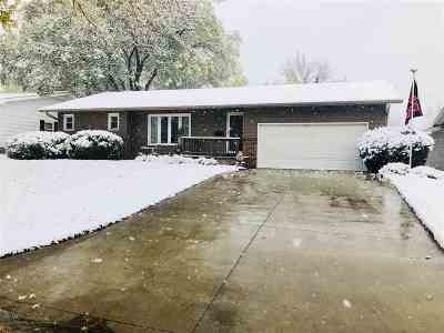 Clay Center Single Family Home For Sale: 416 Liberty