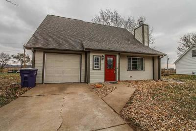 Manhattan Single Family Home For Sale: 3300 Shady Valley Drive