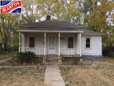 Single Family Home For Sale: 624 W 10th Street