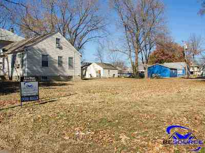 Manhattan Residential Lots & Land For Sale: 820 Bluemont Avenue