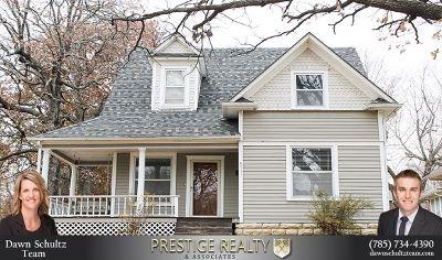 Wamego Single Family Home For Sale: 511 Vine Street