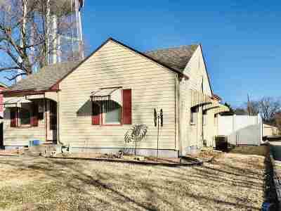 Abilene Single Family Home For Sale: 1209 Kuney