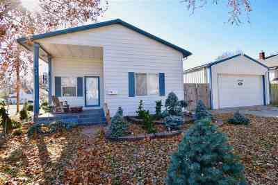 Abilene Single Family Home For Sale: 432 NE 9th