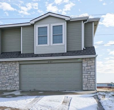 Junction City Single Family Home For Sale: 2727 Elm Creek Drive