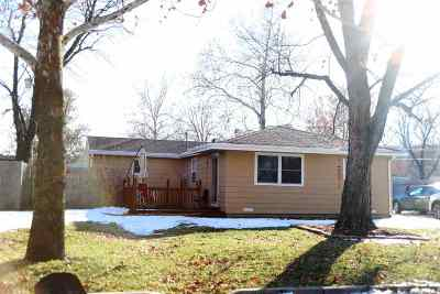 Manhattan Single Family Home For Sale: 721 Frey Drive