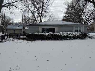 Single Family Home For Sale: 808 E Front Street