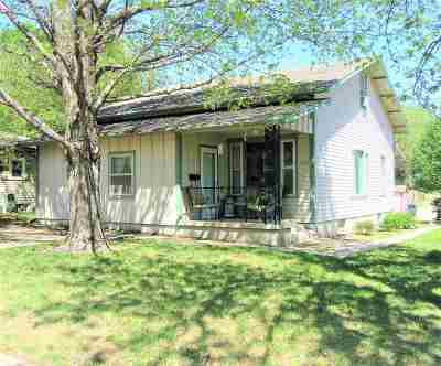 Clay Center Single Family Home For Sale: 1408 6th Street