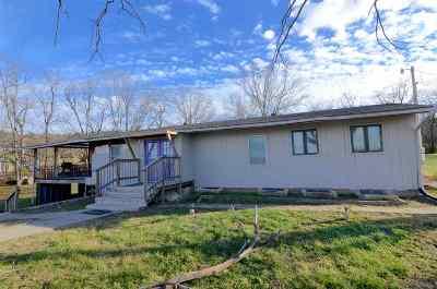 Junction City Single Family Home For Sale: 9149 Glessner Lane