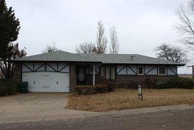 Abilene Single Family Home For Sale: 1601 N Brown Street