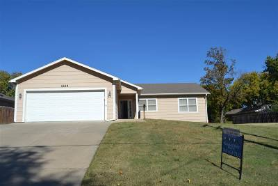 Abilene Single Family Home For Sale: 1614 W 1st