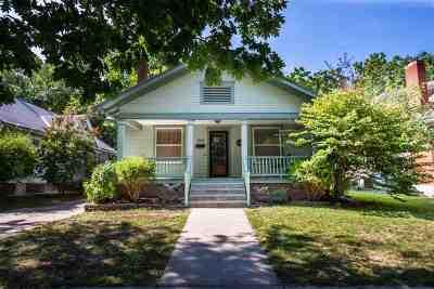 Manhattan Single Family Home For Sale: 1507 Leavenworth Street