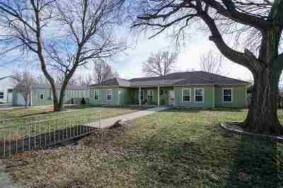 Dickinson County Single Family Home For Sale: 7 W 6th Street