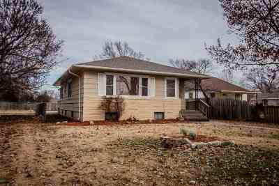 Junction City Single Family Home For Sale: 808 W 7th