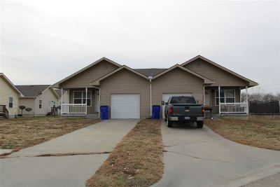 Junction City Multi Family Home For Sale: 2611-2613 Deerfield Boulevard