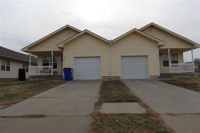 Junction City Multi Family Home For Sale: 2429-2431 Deerfield Boulevard