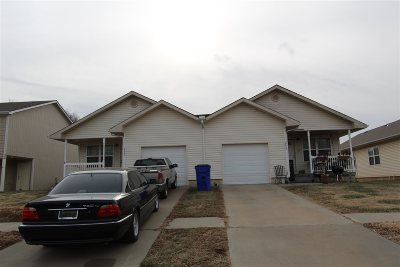 Junction City Multi Family Home For Sale: 2425-2427 Deerfield Boulevard