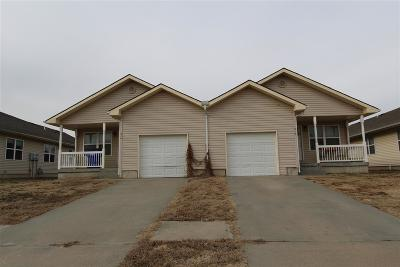 Junction City Multi Family Home For Sale: 914-916 Whitetail Court