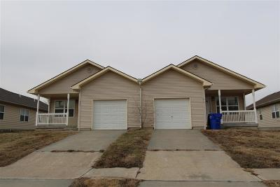 Junction City Multi Family Home For Sale: 910-912 Whitetail Court
