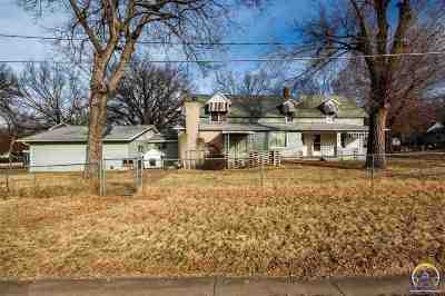 Dickinson County Single Family Home For Sale: 416 E 3rd Street