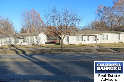 Manhattan Multi Family Home For Sale: 317-319 321-323 S 17th Street