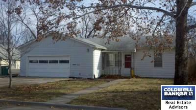 Manhattan Single Family Home For Sale: 2228 Sloan Street