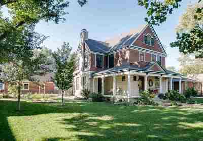 Manhattan Single Family Home For Sale: 617 Colorado Street