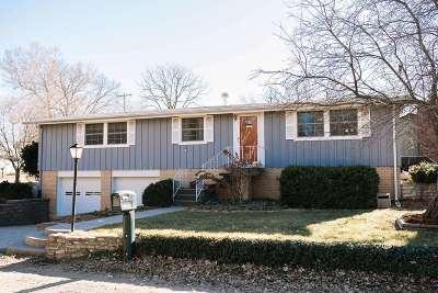Manhattan Single Family Home For Sale: 2401 Timberlane Drive
