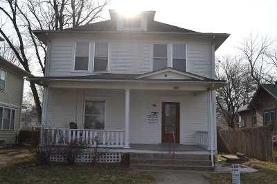 Manhattan Multi Family Home For Sale: 811 Laramie Street