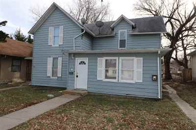 Junction City Multi Family Home For Sale: 331 W 2nd Street