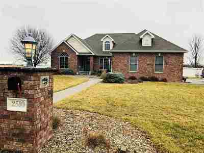 Clay Center Single Family Home For Sale: 2510 8th